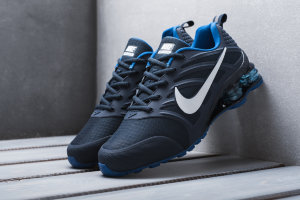 Кроссовки Nike Shox Athletic blue