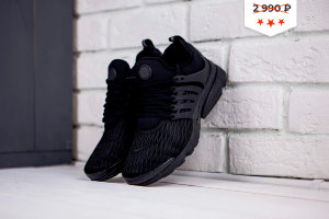 Кроссовки Nike Air Presto Flyknit ultra Black