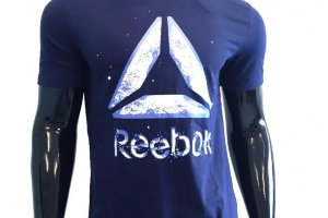 Футболка Reebok Royal Blue