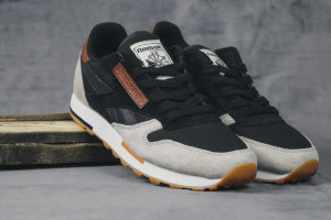 Кроссовки Reebok CL Cleater Utility Black/Light Grey