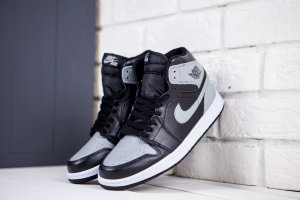 "Кроссовки Nike AIR JORDAN 1 RETRO HIGH OG ""SHADOW"""