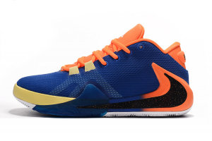 Кроссовки Nike Zoom Freak 1 EP Blue/Orange