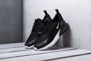 Nike Air Max 270 Kids Black\Whate