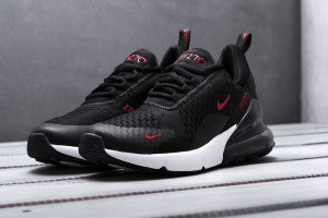 Кроссовки Nike Air max 270 black\red