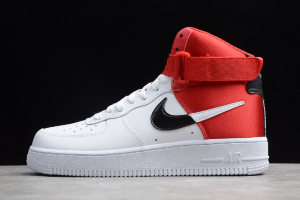 Nike Air Force White\Red\Black
